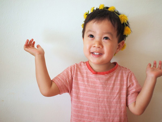 DIY Flores de papel | TOUS Baby