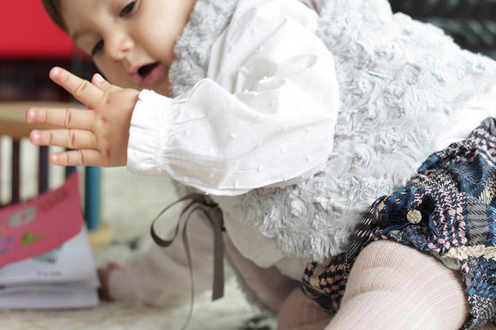Despertando los sentidos con TOUS Baby