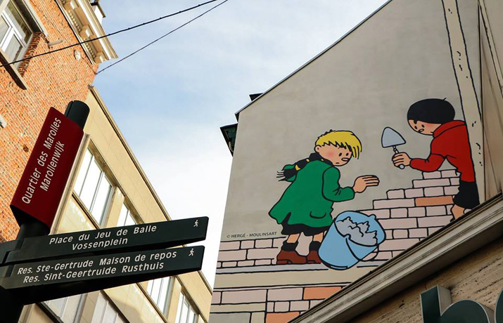bruselas-mural-comic