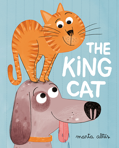 the-king-cat-marta-altes