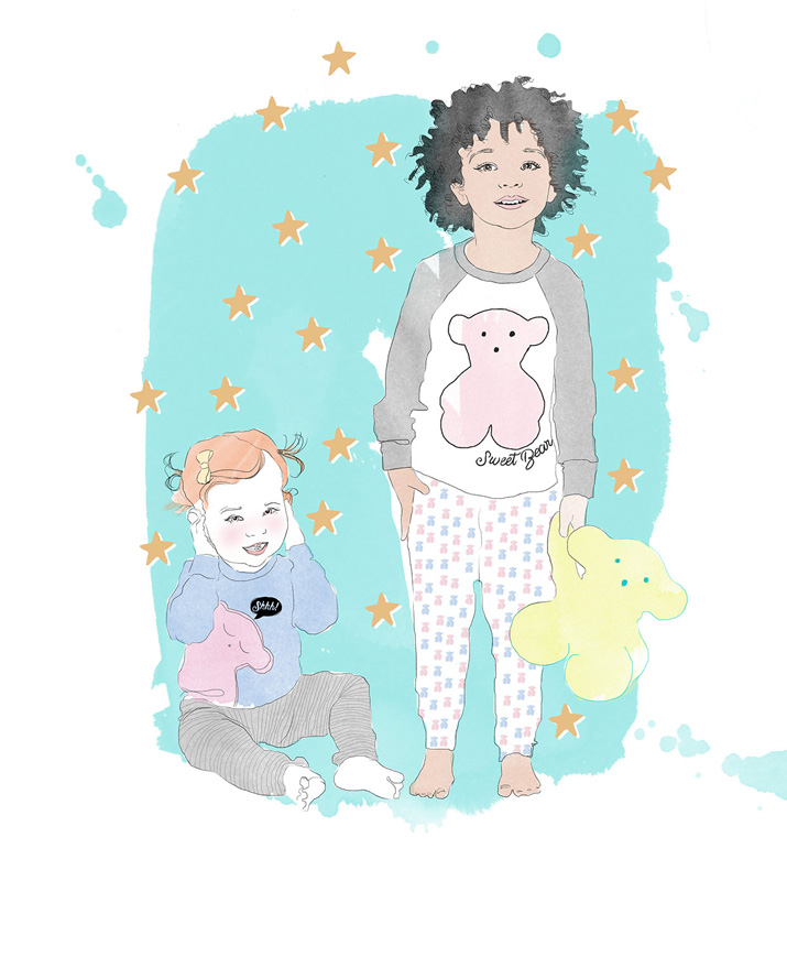 Momento Journal amp;baby Recordar Kids De Para PijamasUn Fiesta qUzMGLSpV
